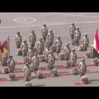 "Embedded thumbnail for مصر تشارك البحرين والإمارات فعاليات التدريبات المشتركة ""حمد 2"" و""زايد 2"""